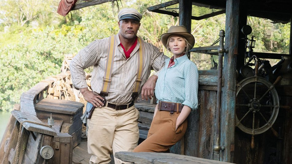 What to Watch on Disney+ - Jungle Cruise