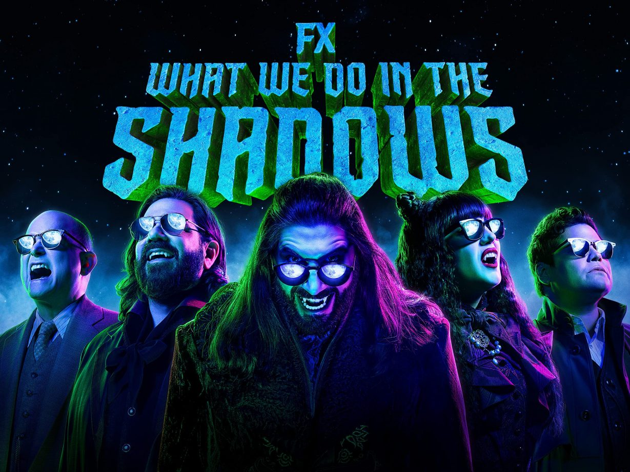 New on Hulu: What we do in the shadows