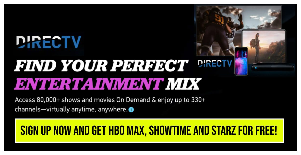 Directv Free HBO Showtime and Starz