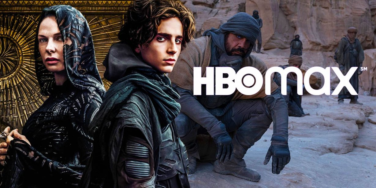 What's new on HBO : dune